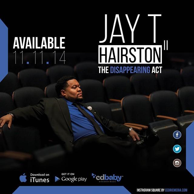 Jay T Hairston