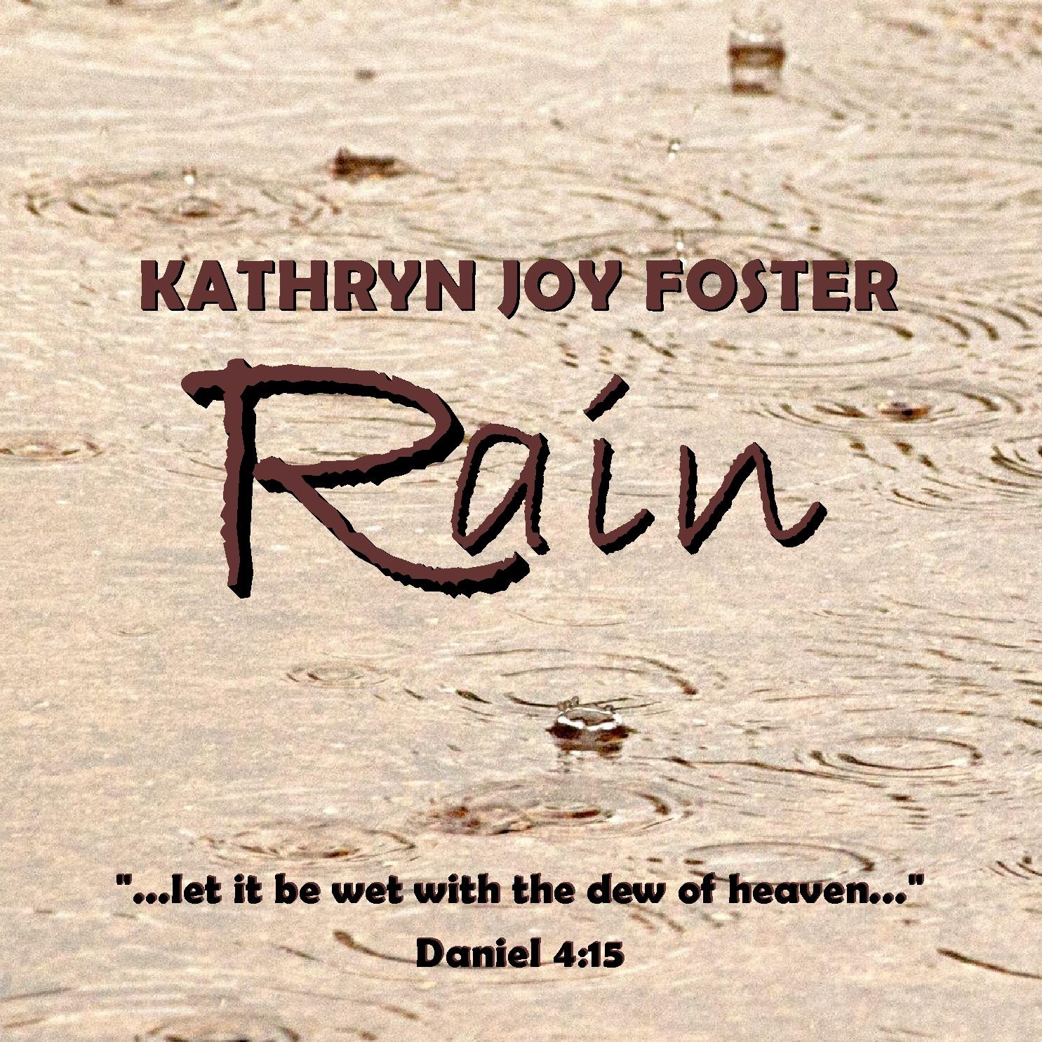 Rain CD front